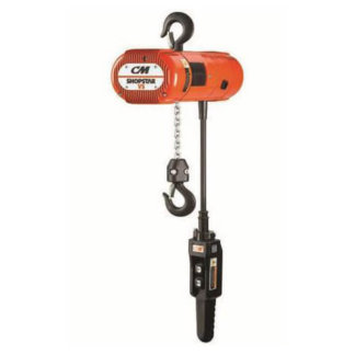 CM ShopStar Variable Speed VS Hoist