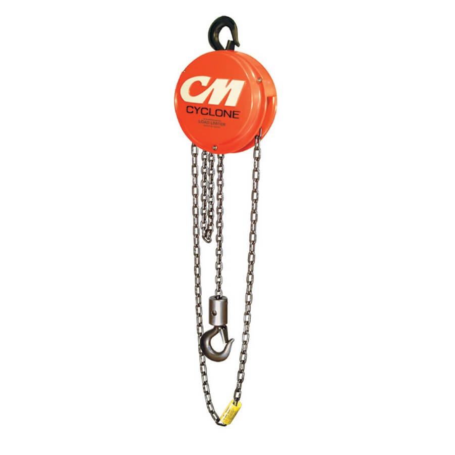 CM Cyclone Hand Chain Hoist