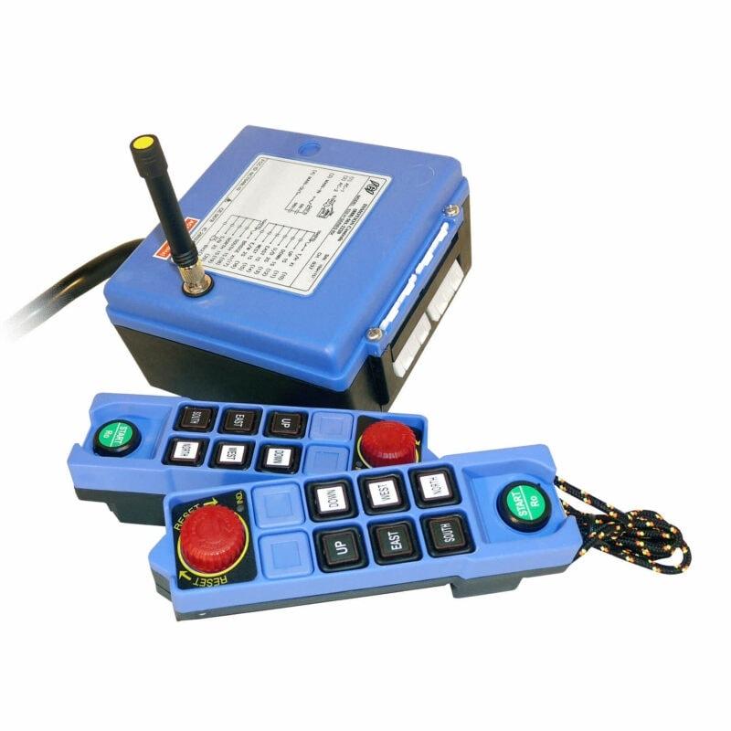 INMOTION Classic 6 Button Handheld Radio Remote Control