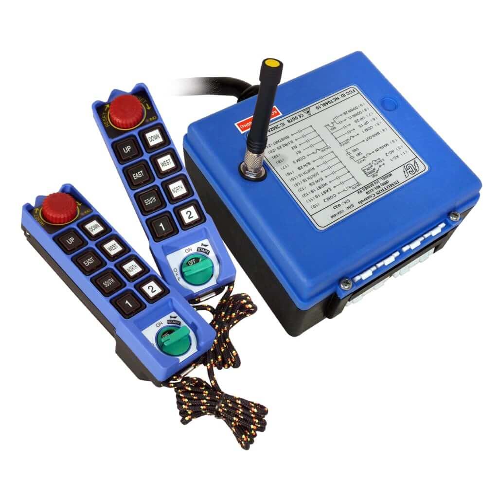INMOTION 310 System Radio Control