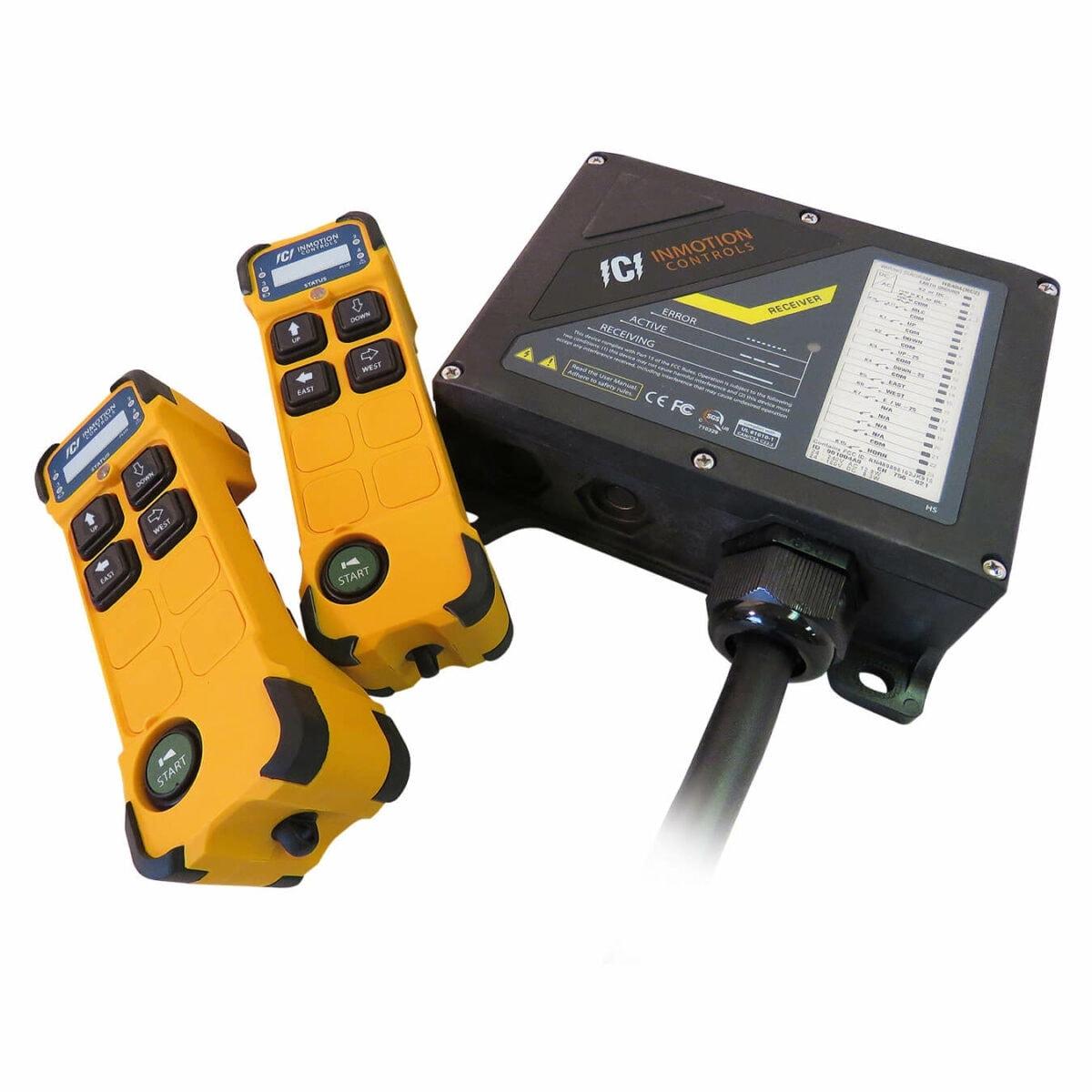 INMOTION K400 Plus System Radio Remote Control