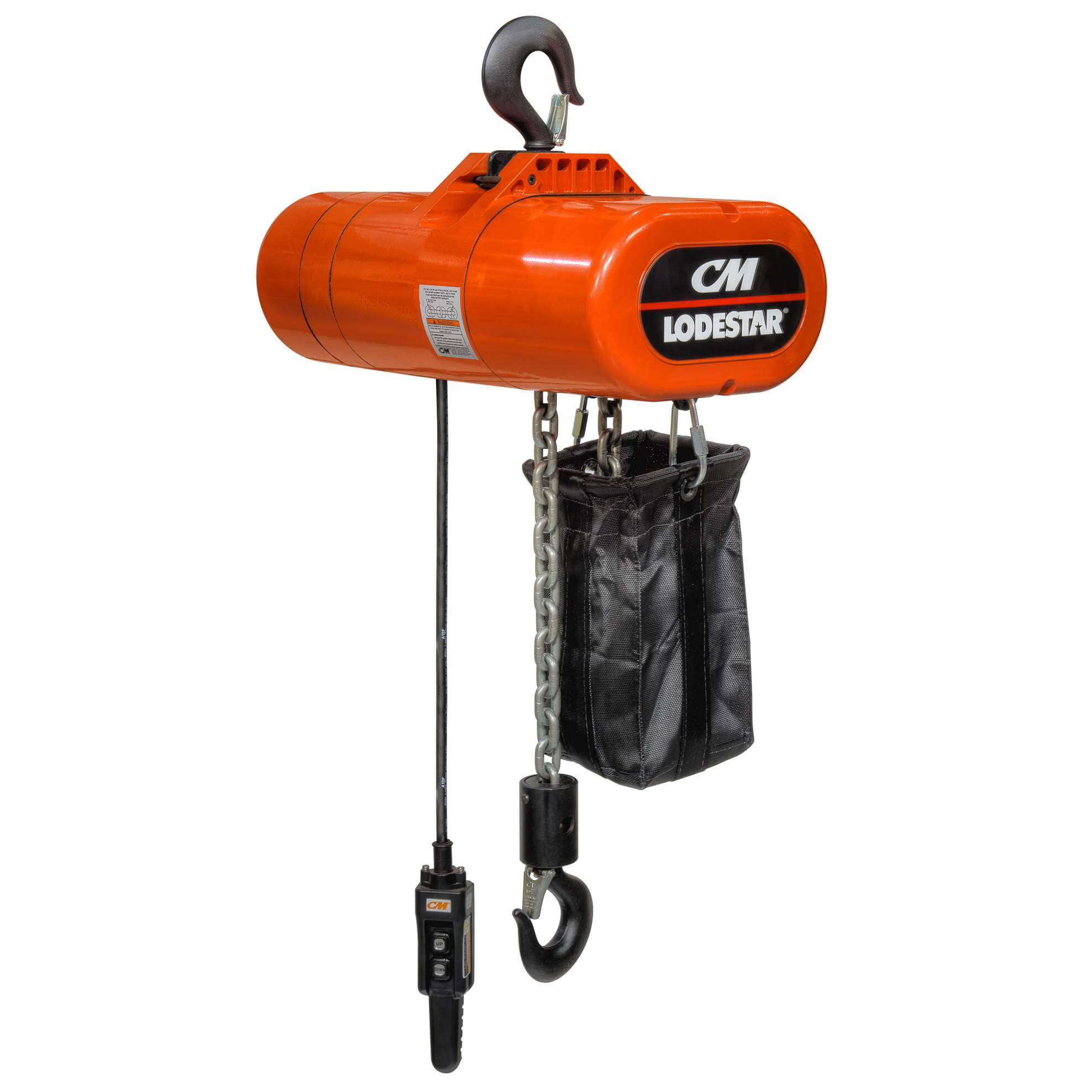 cm lodestar electric chain hoist Ce Hoist Wiring-Diagram