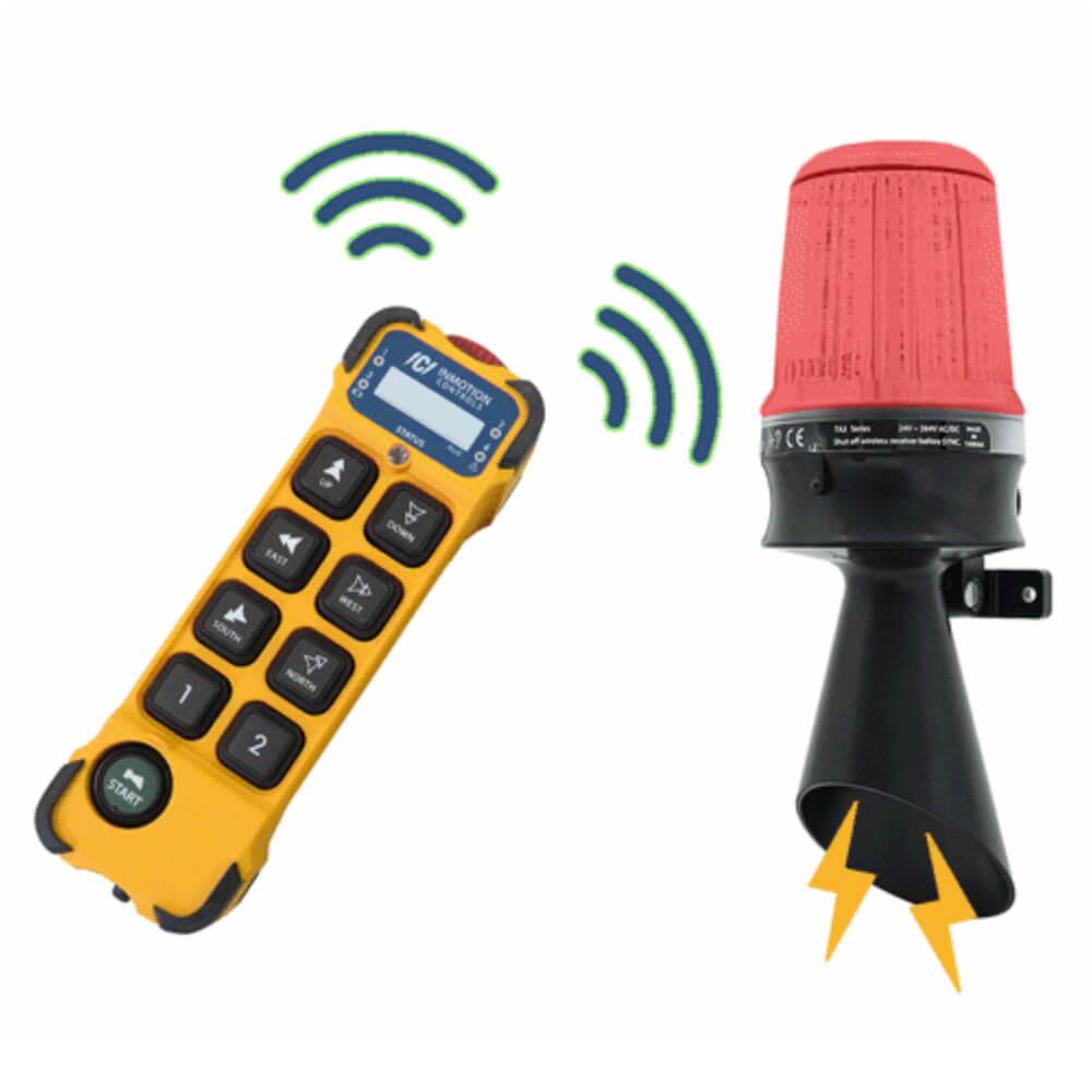 INMOTION Wireless Light & Siren