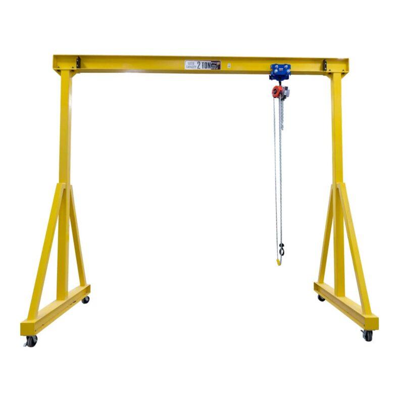 PWI Gantry Crane Web