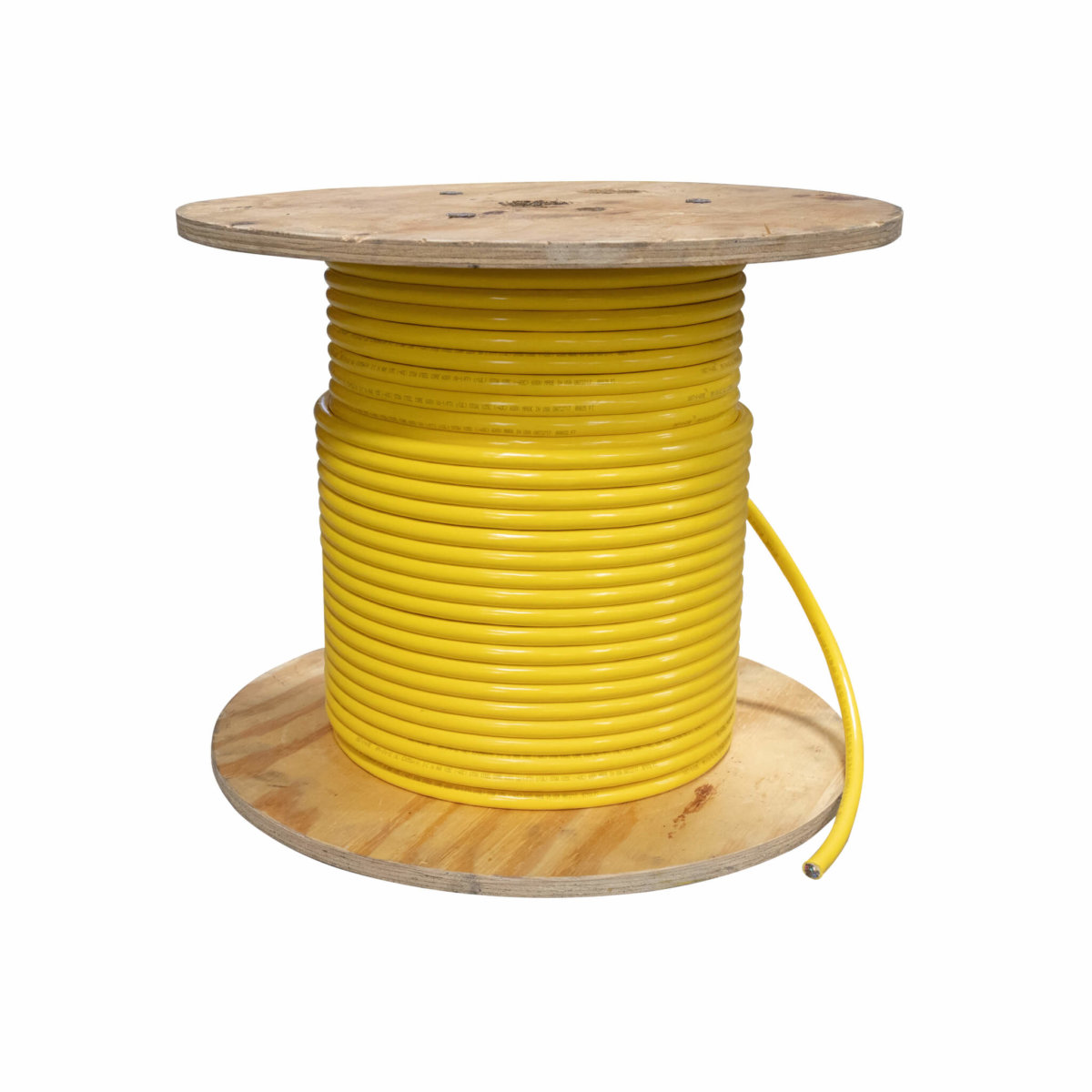 Duct-O-Wire Spool with End