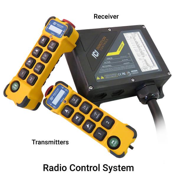 INMOTION K Plus Series Radio Control System