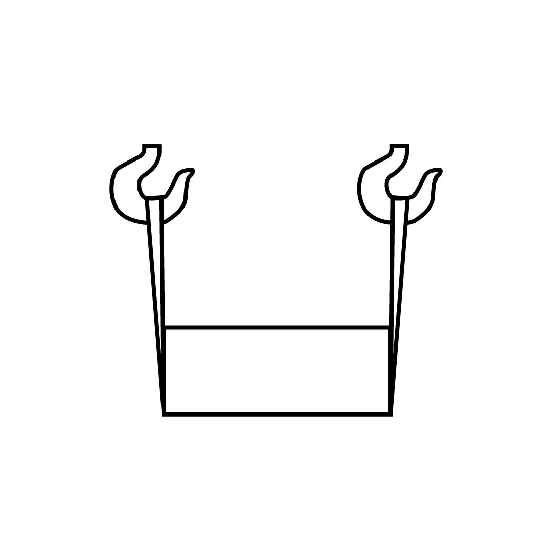 Mazella Nylon Sling Basket Grab