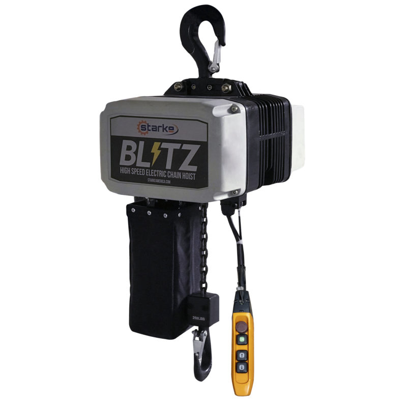 Starke Blitz Hoist Right Pendant
