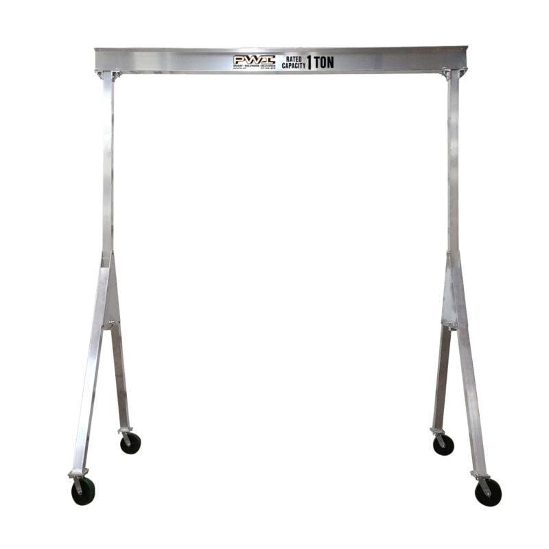 PWI Adjustable Aluminum Gantry Crane