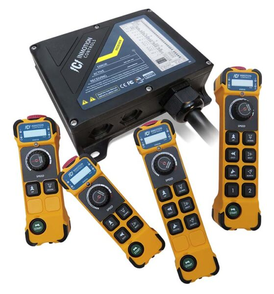 INMOTION Variable Speed Radio Remote Control System